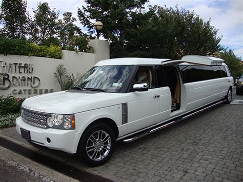 Wedding Cars York Prices by Range Rover Limo Range Rover Limousine
