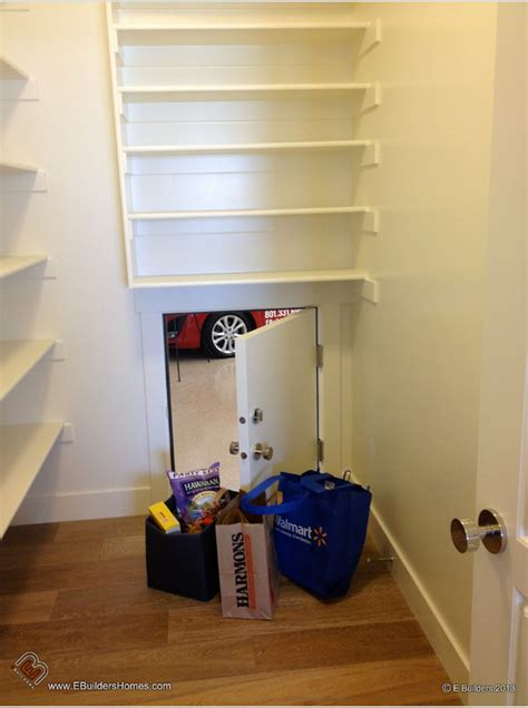 Garage Pantry by Door Between Pantry And Garage Home To Home Diy Home To