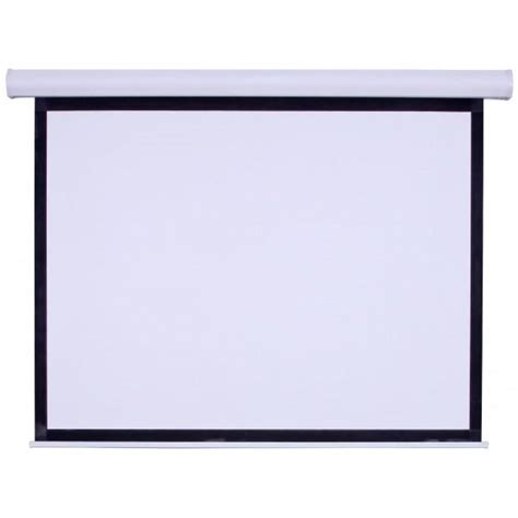 Screen Projector Motorized 96 Inci alpha motorized 96 screen motorized 96 quot toko projector