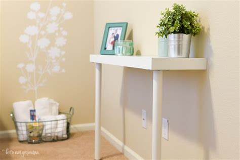 ikea hack console table ikea hack console table entry tables tables and ikea