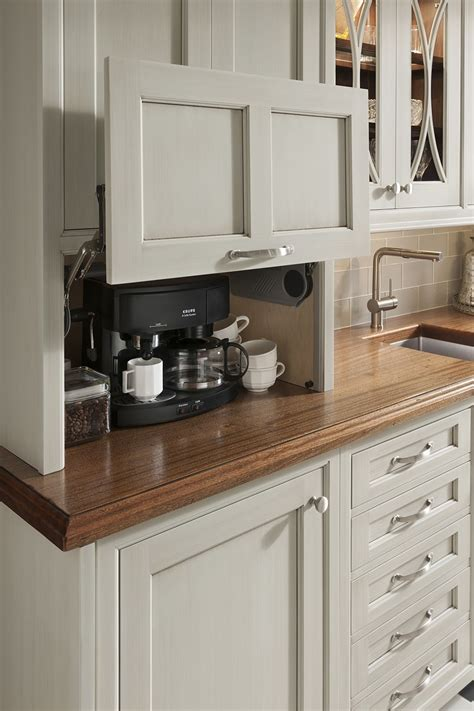 kitchen coffee station cabinet trending in 2016 built in wet bars coffee stations and