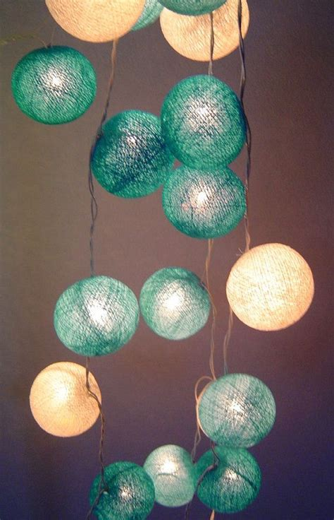cotton ball string lights 17 best images about diy cotton ball lights on pinterest