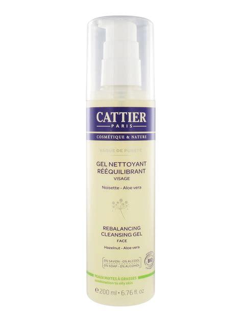 gel cattier cattier rebalancing cleansing gel 200ml buy at low price here