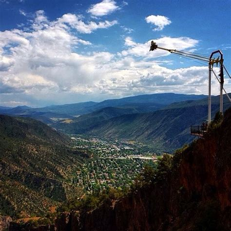 glenwood caverns adventure park swing pin by glenwood springs colorado on glenwood caverns