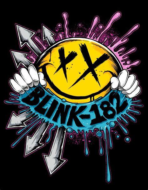 Kaos Tshirt Quote Smile blink 182 shirt designs by brandon via behance