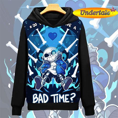Hoodie Undertale Sans 2 unisex undertale sans papyrus pullover casual sweatshirt hoodie jacket coat r55 ebay
