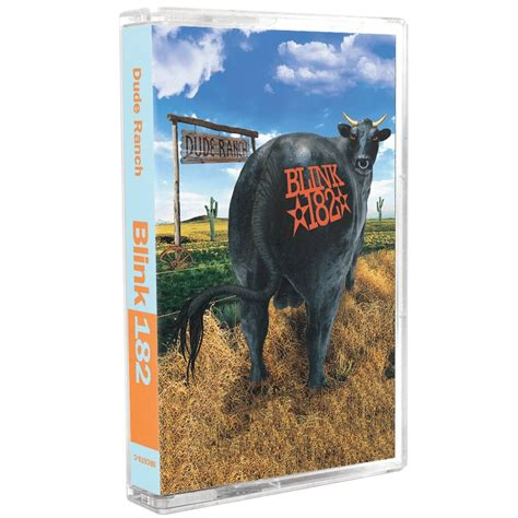 blink 182 dude ranch album blink 182 dude ranch cassette