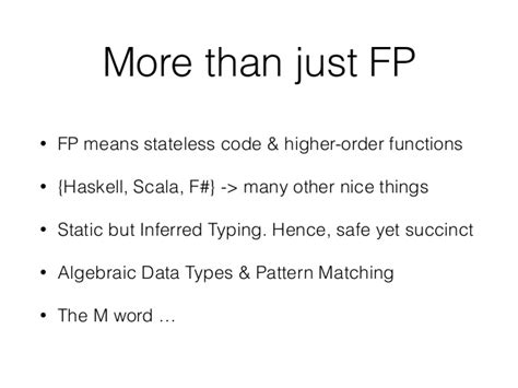 scala pattern matching haskell the fuss about haskell scala f