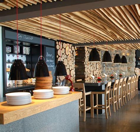 best 25 rustic restaurant interior ideas on