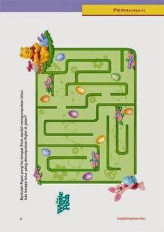 belajar membuat robot untuk anak sd permainan anak untuk paud balita tk gambar labirin maze