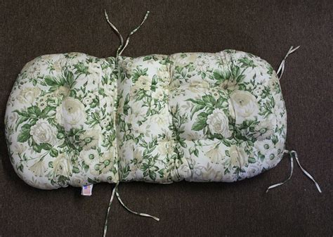 rattan swivel rocker chair cushions rattan swivel rocker cushion replacement home design ideas