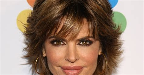lisa rinna back of head celebrity hairstyle haircut ideas lisa rinna short