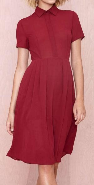 Midi Dress By Cherry Collect by Stunning Crimson Dress