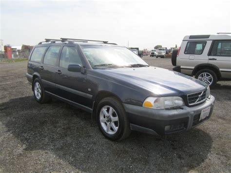1999 volvo v70 xc 1999 volvo v70 xc cross country awd wagon