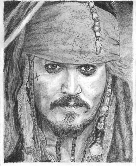 sketch tattoo johnny depp jack sparrow johnny depp by bclara88 on deviantart