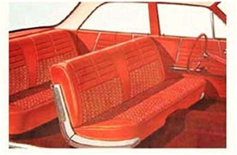 1964 Impala Interior Kit by 1964 Chevy Impala 4 Door Hardtop Sedan Interior Package Kit