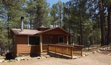 cabin 3 new outside arizona mountain inn and cabins