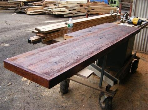 Reclaimed Wood Bar Top by Reclaimed Bar Top By Boards48 Lumberjocks Woodworking Community