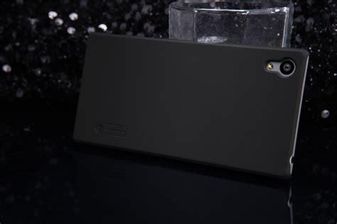 Nillkin Frosted Sony E6653 Xperia Z5 Dual zadn 237 kryt pro sony xperia e6653 z5 z5 dual nillkin frosted čern 253 zadn 237 ochran 233 kryty