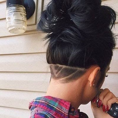 women undercut long 22 trendy chic undercuts for women 2016 pretty designs