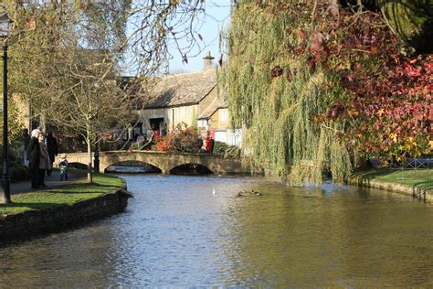 The Cottage Bourton On The Water by Bourton On The Water Cotswolds Rhyme Ribbons