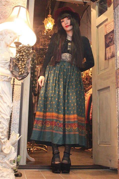 Curtains For Cabins Les Fleurs Noires Decor For Fashion Dark Mori Dolly