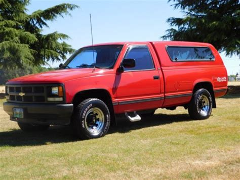 how petrol cars work 1992 chevrolet 1500 head up display 1992 chevy cheyenne w t 1500 4x4 v6 automatic low miles very nice truck classic chevrolet