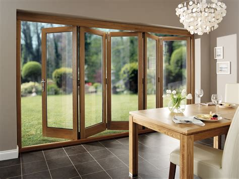 folding patio doors folding doors folding doors oak