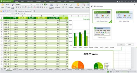 Spreadsheet Software Free by Wps Office 10 Free Free Office Software