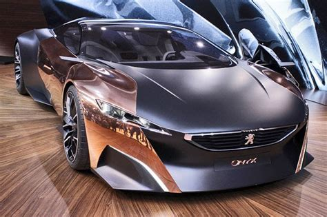 peugeot onyx oxidized peugeot onyx concept cars drive away 2day