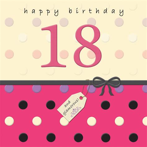 Birthday Card For 18 Year Greeting Card Greeting Card Uk Birthday Greeting Cards