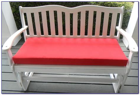 5ft bench seat cushion cushion for outdoor bench seat bench home design ideas