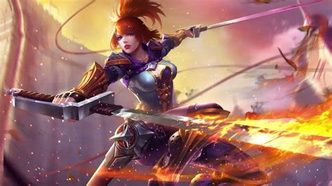 Wallpapers Keren dari Mobile Legends   Dunia Games Online
