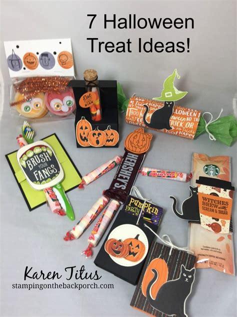 7 quick easy halloween treat ideas karentitus com