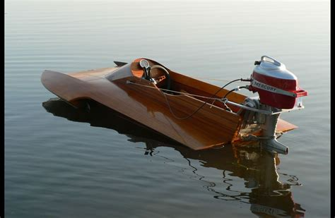 outboard speed boats vintage wood speed boat mercury outboard outboards