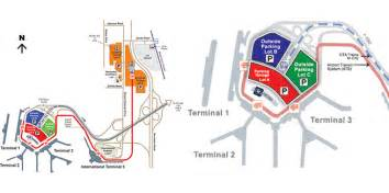 Chicago O Hare Parking Map by Ord Airport Parking Guide Find Cheap Airport Parking Near