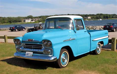 1958 Chevrolet Truck by 1958 Chevy Fleetside Truck Aftermarket Resin