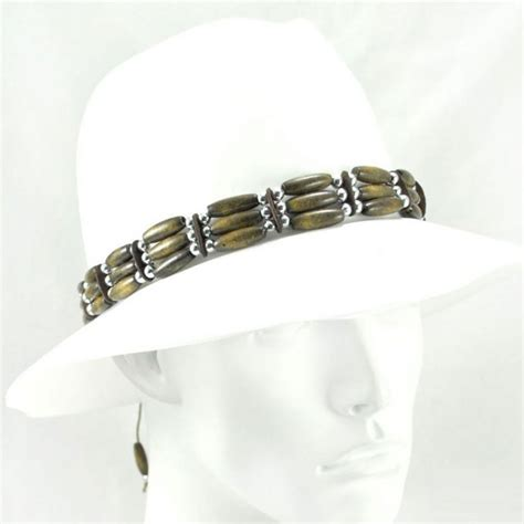 beaded hat band hat shop kona bead hat band hat bands