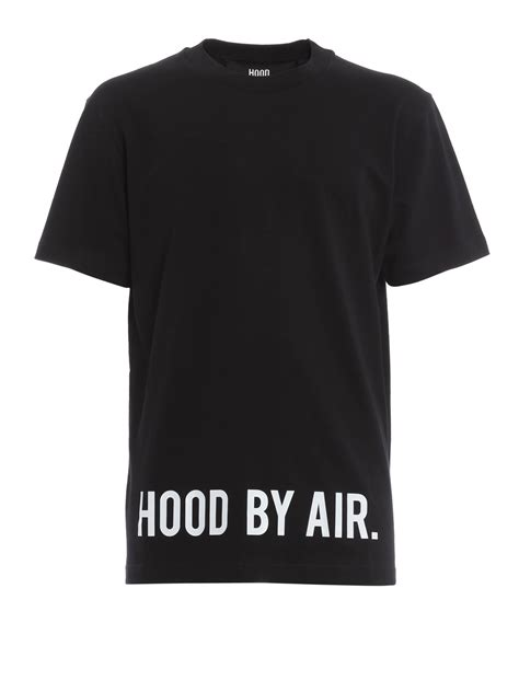 logo lettering print t shirt by by air t shirts ikrix