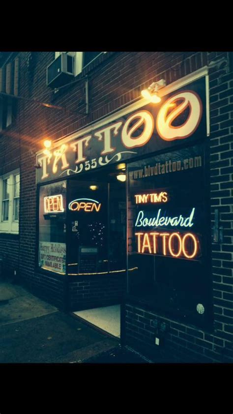 tiny tim s tattoo tiny tim s boulevard home