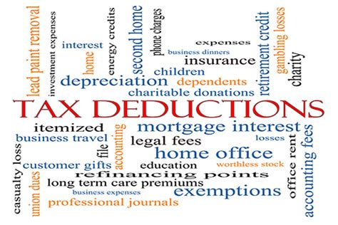 top tax deductions for real estate professionals and