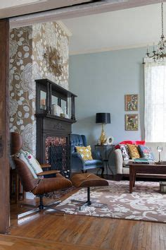 Funky Living Room Wallpaper by 1000 Images About Home Living On Revere