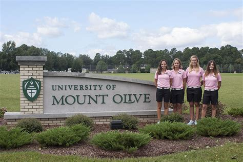 Of Mount Olive Mba Curriculum by Bourse Sportive Golf Barboteau Of