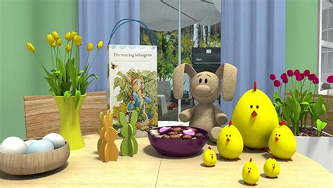 Spring Decorations For The Home Happy Easter Try Out Your Spring Decorating Ideas In