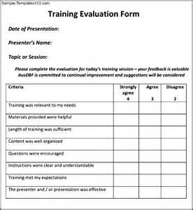 evaluation worksheet template simple evaluation pdf template sle templates