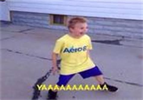 Yeeeeaaaahhhh Meme - crack kid know your meme
