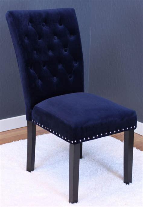 Dining Room Velvet Chairs