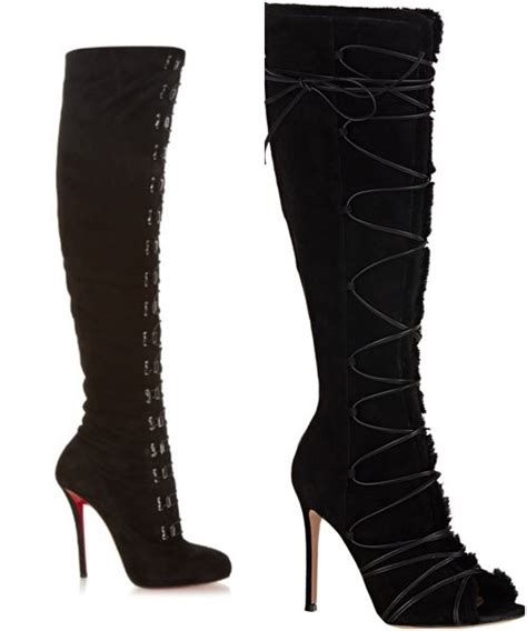 high heel boots fall winter 2015 2016 cinefog