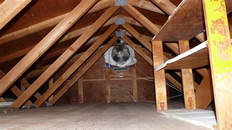 your duct system as a whole house fan mastering roof inspections attic ventilation systems