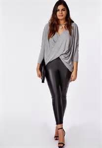 drape sizes plus size knot front drape top light grey plus size